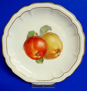 6 Obstteller Hutschenreuther